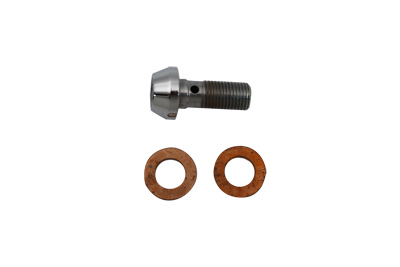 V-Twin 2191-3 - Brake Hose Banjo Bolt Allen Type 10mm