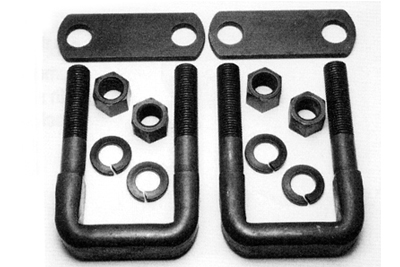 V-Twin 2716-8 - Spring To Frame Mounting Kit