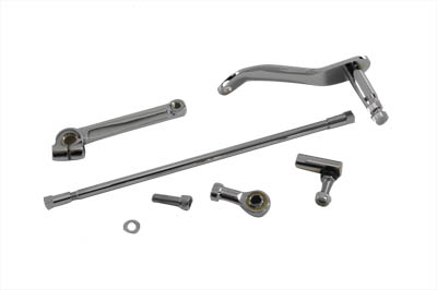 V-Twin 21-0500 - Chrome Shifter Rod Kit