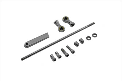 V-Twin 21-0502 - Chrome Shifter Rod Kit