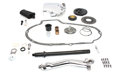 V-Twin 22-0209 - Kick and Electric Kick Starter Conversion Kit