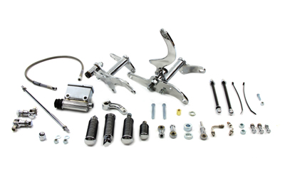 V-Twin 22-0391 - Daniel Boone Forward Control Kit