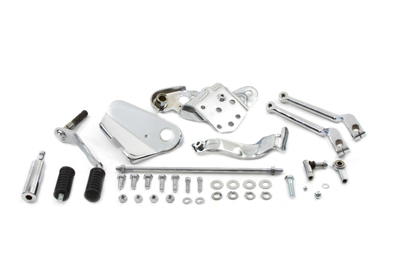 V-Twin 22-0508 - Shifter Control Kit Chrome