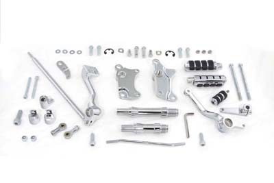 V-Twin 22-0719 - Forward Control Kit Chrome