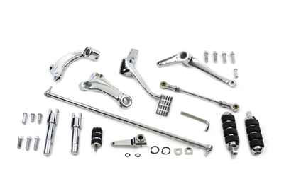 V-Twin 22-0731 - Forward Control Kit Chrome
