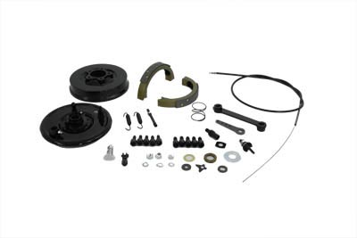 V-Twin 22-1084 - Brake Backing Plate Kit