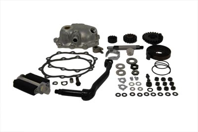 V-Twin 22-1124 - Replica Kick Starter Kit with Pedal and Arm