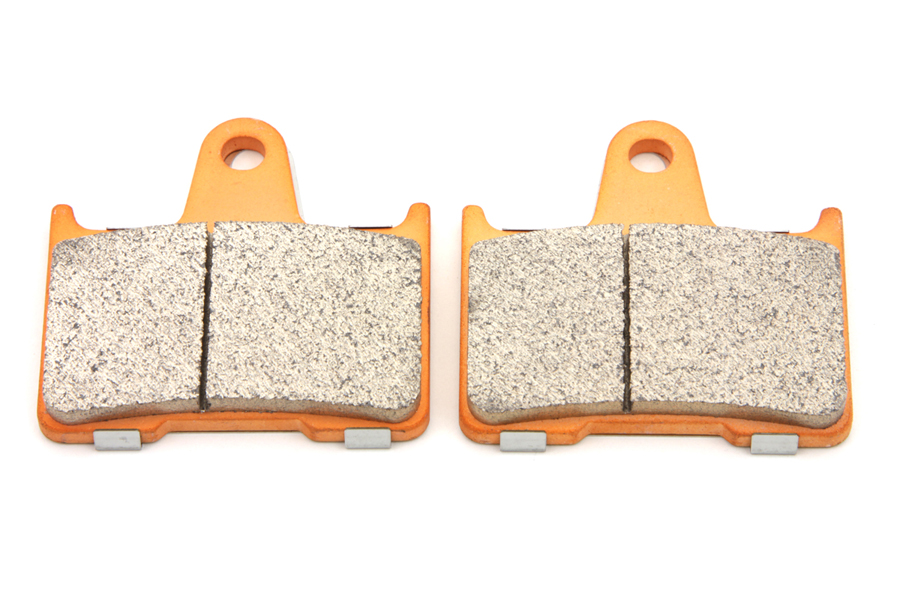 V-Twin 23-0185 - Dura Metallic Rear Brake Pad Set