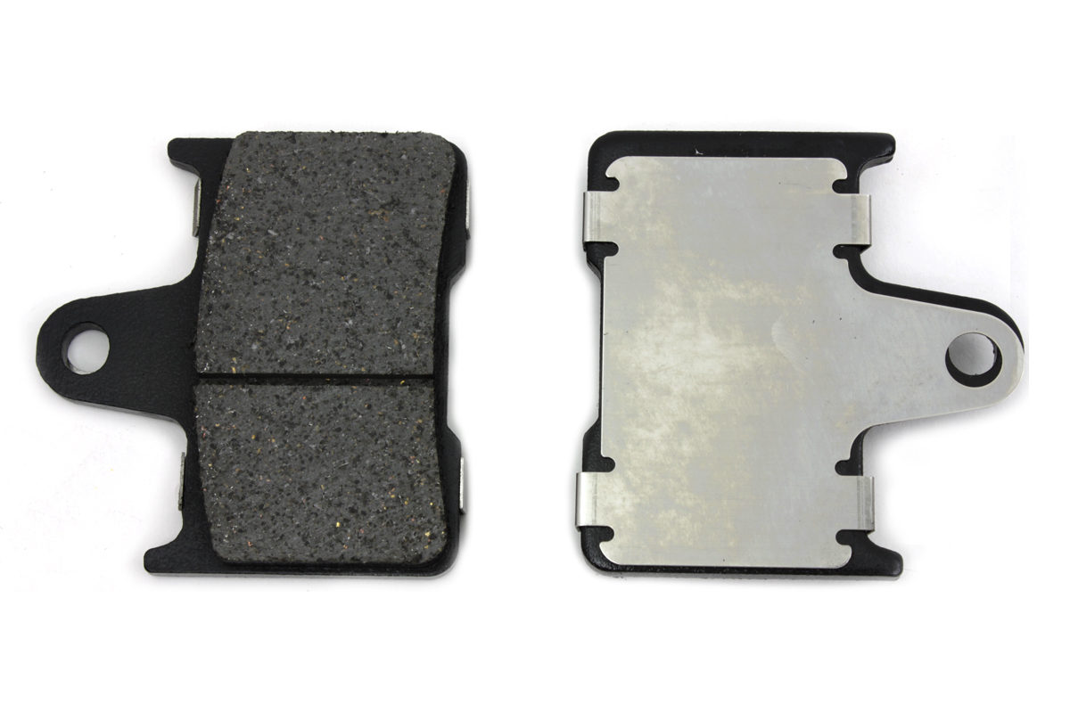 V-Twin 23-0187 - Dura Kevlar Rear Brake Pad Set