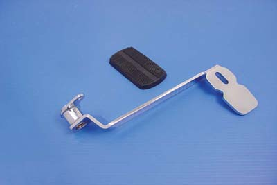 V-Twin 23-0360 - Forward Brake Pedal with Rubber Pad