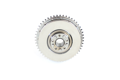 V-Twin 23-0435 - Rear Hydraulic Brake Drum Chrome