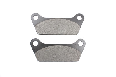V-Twin 23-0508 - Dura Soft Rear Brake Pad Set
