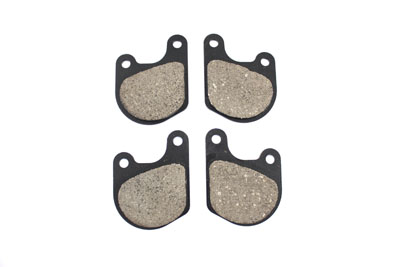 V-Twin 23-0509 - Dura Soft Front Brake Pad Set Dual Disc