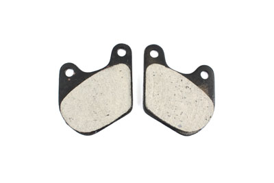V-Twin 23-0510 - Dura Soft Front or Rear Brake Pad Set