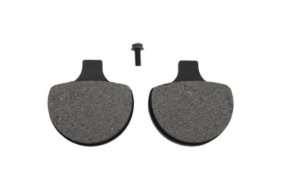 V-Twin 23-0512 - Dura Soft Front Brake Pad Set