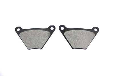 V-Twin 23-0513 - Dura Soft Front or Rear Brake Pad Set