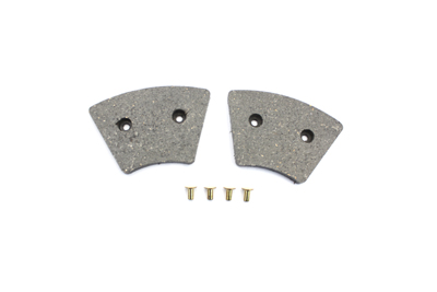 V-Twin 23-0514 - Dura Soft Front Brake Pad Set