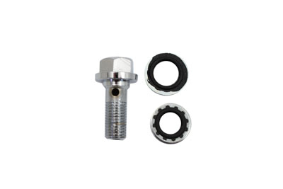 V-Twin 23-0614 - Banjo Bolt Kit 12mm
