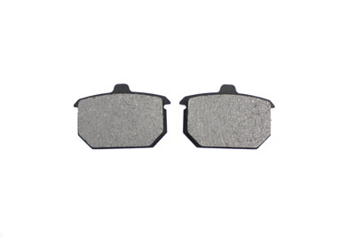V-Twin 23-0619 - Kevlar Rear Brake Pad Set