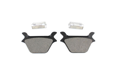 V-Twin 23-0620 - Kevlar Rear Brake Pad Set