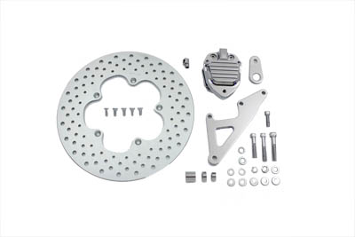 "V-Twin 23-0626 - Front Brake Caliper and 11-1/2"" Disc Kit"