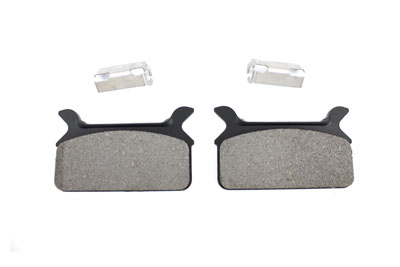 V-Twin 23-0627 - Kevlar Rear Brake Pad Set