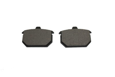 V-Twin 23-0641 - Dura Semi-Metallic Rear Brake Pad Set