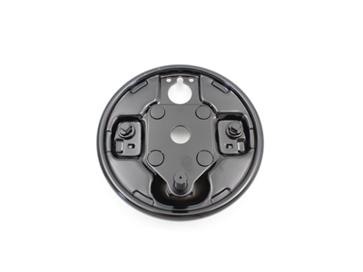 V-Twin 23-0715 - Rear Hydraulic Backing Plate Black
