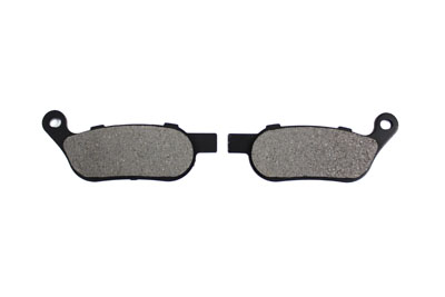 V-Twin 23-0886 - Kevlar Rear Brake Pad Set