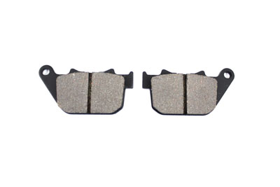 V-Twin 23-0916 - Dura Ceramic Rear Brake Pad Set