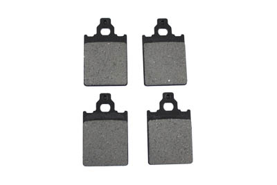 V-Twin 23-0941 - Dura Ceramic Brake Pad Set 4 Piece