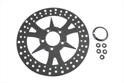 "V-Twin 23-1527 - 11-1/2"" Front or Rear Brake Disc Spike Style"