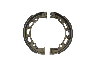 V-Twin 23-1750 - Replica Mechanical Rear Brake Shoe Set