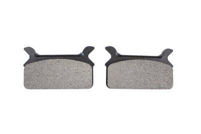 V-Twin 23-2282 - Dura Soft Rear Brake Pad Set