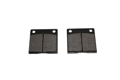 V-Twin 23-4512 - SBS Carbon Rear Brake Pad Set