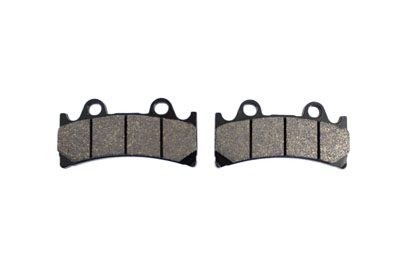 V-Twin 23-4557 - SBS Ceramic Brake Pad Set