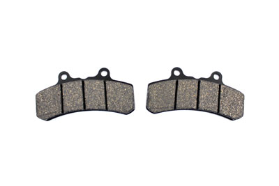 V-Twin 23-4558 - Ceramic Brake Pad Set