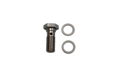 V-Twin 23-6034 - Brake Hose Banjo Bolt 10mm
