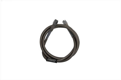 V-Twin 23-8170 - Stainless Steel Brake Hose 52""