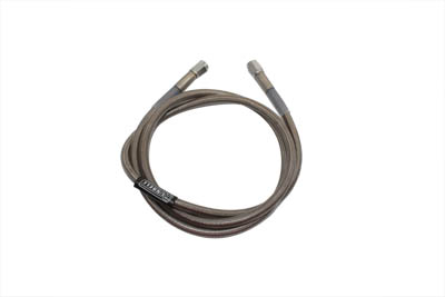 V-Twin 23-8192 - Stainless Steel Brake Hose 45""