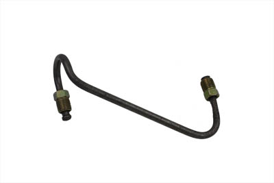 V-Twin 23-9023 - Steel Rear Brake Line Zinc