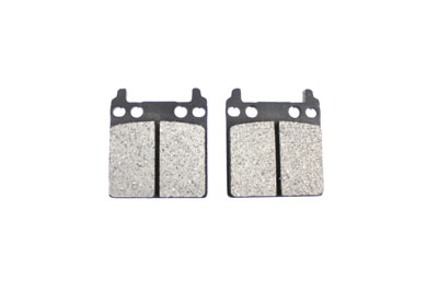 V-Twin 23-9036 - Dura Soft Brake Pad Set