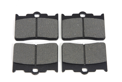 V-Twin 23-9037 - Dura Soft Brake Pad Set
