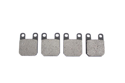 V-Twin 23-9174 - Dura Soft Brake Pad Set