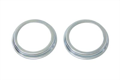 V-Twin 24-0091 - 35mm Fork Seal Zinc Washer