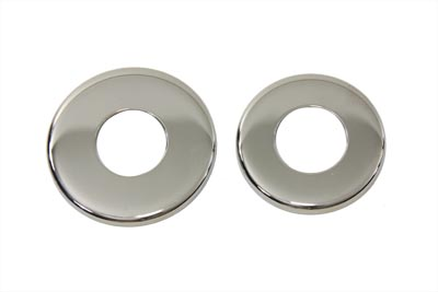 V-Twin 24-0117 - Upper and Lower Zinc Dust Shields