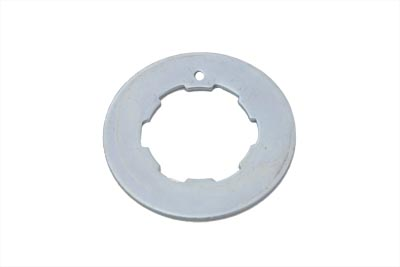 V-Twin 24-0175 - Fork Steering Damper Plate with Hole