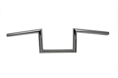 "V-Twin 25-0419 - 6"" Z Handlebar without Indents"