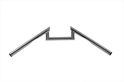 "V-Twin 25-0704 - 13"" Mini Z Handlebar with Indents"