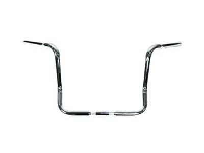 "V-Twin 25-1161 - 21"" Dresser Ape Hanger Handlebar with Indents"